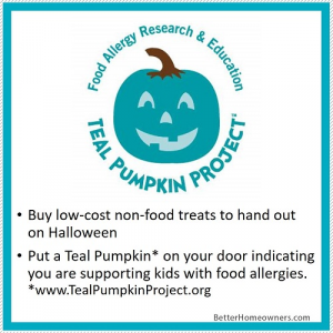 In Touch Teal Pumpkin
